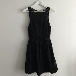 Urban outfitters lace trim sheath sleeveless Dress